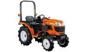 Kubota JB13X tractor photo
