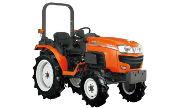 Kubota KB21X tractor photo