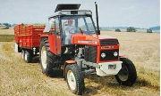 Ursus 1222 tractor photo