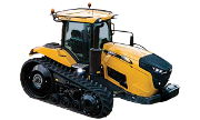 Challenger MT740 tractor photo