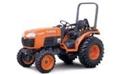 Kubota B2230 tractor photo