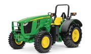 John Deere 5125ML tractor photo