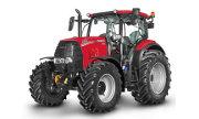 CaseIH Puma 140 X tractor photo