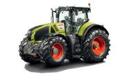 Claas Axion 920 tractor photo