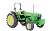 John Deere 5415 tractor photo