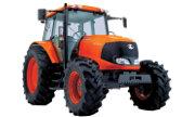 Kubota M130X tractor photo