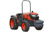Kubota M5101N tractor photo