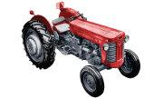 Massey Ferguson 865 tractor photo