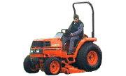 Kubota ST-25 tractor photo