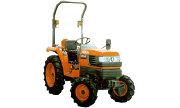 Kubota STA-35 tractor photo