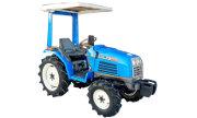 Iseki TF26F tractor photo