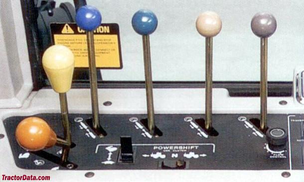 Ford 946  transmission photo
