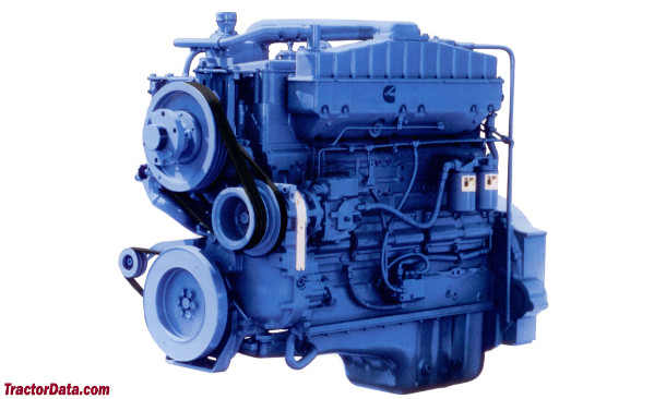 Ford 976  engine photo