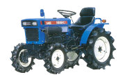Iseki TX145 tractor photo