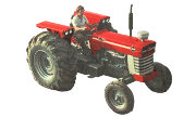 Massey Ferguson 1088 tractor photo
