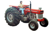 Massey Ferguson 1098 tractor photo