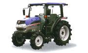 Iseki AT280 tractor photo
