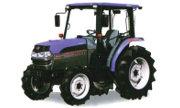 Iseki AT370 tractor photo