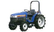 Iseki TF243 tractor photo