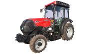 CaseIH Farmall 110N tractor photo