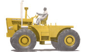 M-R-S A-95 tractor photo