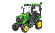 John Deere 2036R tractor photo