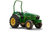 John Deere 946 tractor photo