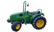 John Deere 1046 tractor photo
