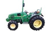 John Deere 1247 tractor photo