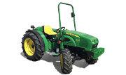 John Deere 60C tractor photo