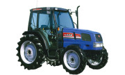 Iseki TR633 tractor photo