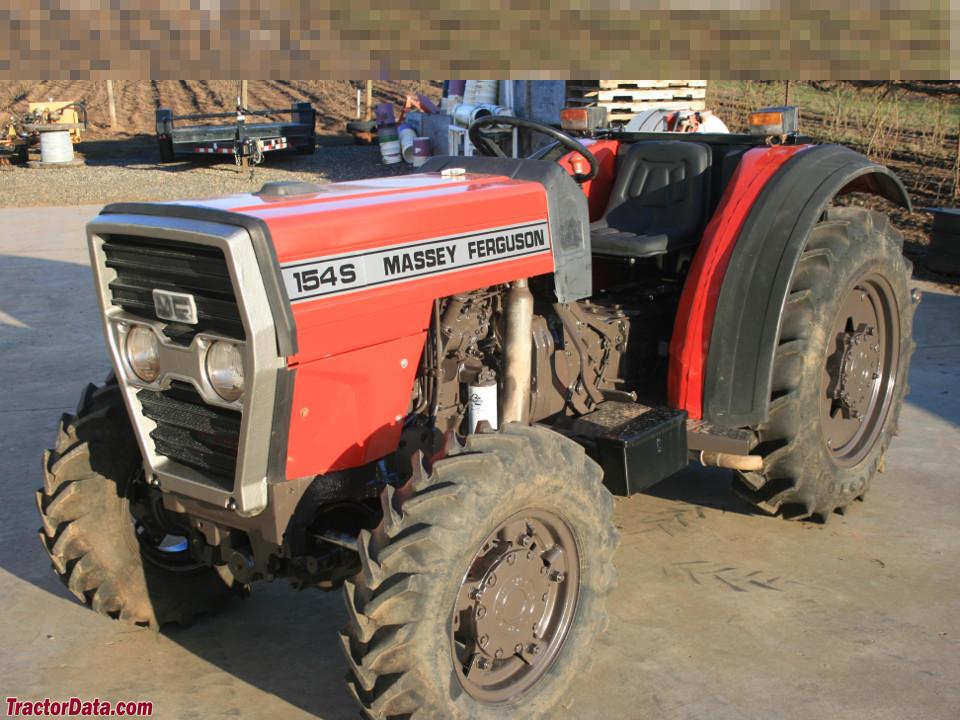 Massey Ferguson 154S