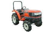 Kubota T22 tractor photo