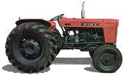 Fiat 400E tractor photo