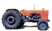 Fiat 800E tractor photo
