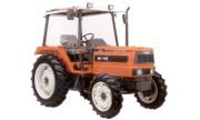 Kubota M1-46 tractor photo