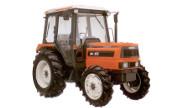 Kubota M1-65 tractor photo