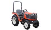 Kubota B72 tractor photo