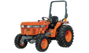 Kioti LK3054XS tractor photo