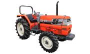 Kubota GL-43 tractor photo