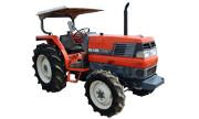 Kubota GL-400 tractor photo