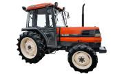 Kubota GL-470 tractor photo