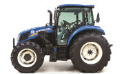New Holland PowerStar 65 tractor photo