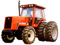 Allis-Chalmers model 8070 tractor