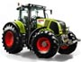 Class Axion tractor