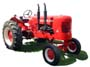 Custom model 98 tractor