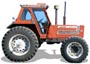Fiat-Hesston model 130-90 tractor