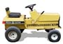 General Electric Elec-Trak model E10M lawn tractor