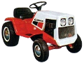 Gilson lawn tractor
