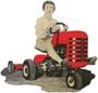 Hiller Yard Hand garden tractor